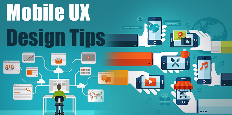 Mobile UX design Tips