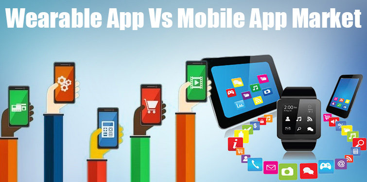Wearable App Vs Mobile App