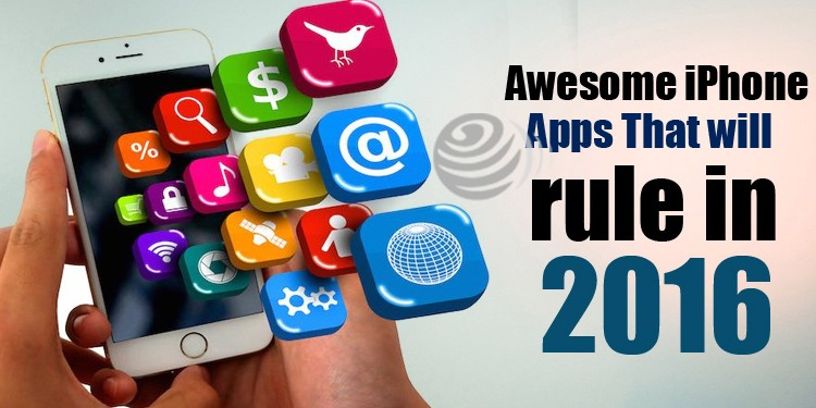 top iphone app 2016
