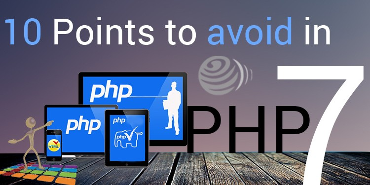 PHP 7 things to ignore