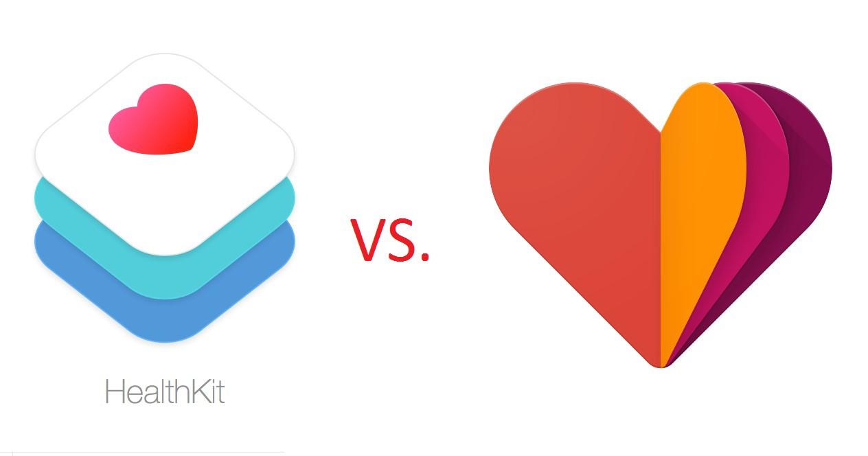 Google Fit or HealthKit