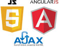 JavaScript, AngularJS, Ajax