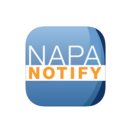 NAPA Notify
